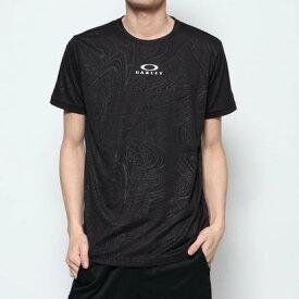 オークリー OAKLEY メンズ 半袖機能Tシャツ Enhance QD SS Tee Emboss 10.0 FOA400811