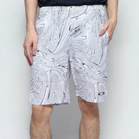 【アウトレット】オークリー OAKLEY メンズ クロスハーフパンツ Enhance Graphic Shorts 10.0 FOA400169