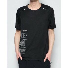 ナイキ NIKE メンズ 陸上/ランニング 半袖Tシャツ AS M NK WILD RUN RISE 365 TOP CK0678010