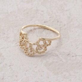 ソーイ sowi 【K10】ヘルシンキ・ダイヤモンドリング (ゴールド)