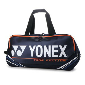 ヨネックス YONEX バドミントン ラケットバッグ トーナメントバック テニス 2本用 ネイビー 2001W BAG2001W