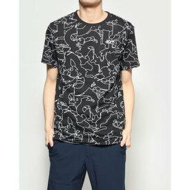 アシックスタイガー asicsTiGER メンズ 半袖Tシャツ JSY AOP SS T 2191A225