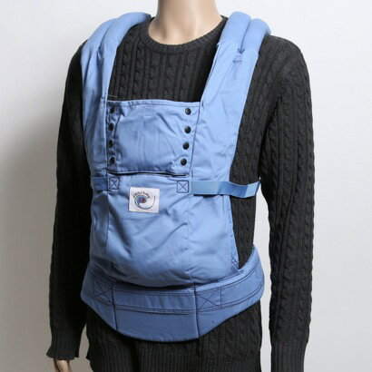 エルゴベビー ergobaby Sports Baby Carrier(Blue w/ Blue Lining)