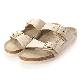 ビルケンシュトック BIRKENSTOCK ARIZONA (Washed Metallic Rose Gold)