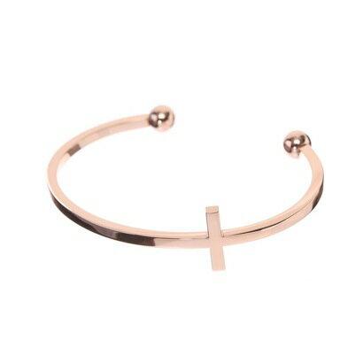 フォリフォリ Folli Follie CARMA Bracelet(ピンクゴールド)