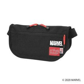 マンハッタンポーテージ Manhattan Portage MARVEL Collection 2020SS Leadout Waist Bag (Black)
