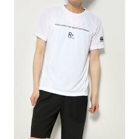 【アウトレット】カンタベリー CANTERBURY メンズ ラグビー 半袖シャツ WORKOUT TEE RP30021