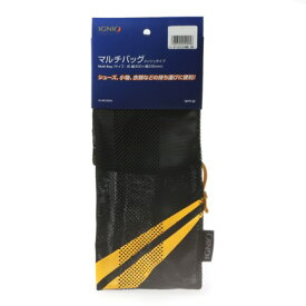 イグニオ IGNIO サッカーバッグ IG-8FC0034MB BK (その他)