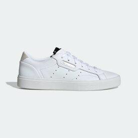 アディダス adidas アディダス スリーク [adidas Sleek Shoes] (ホワイト)