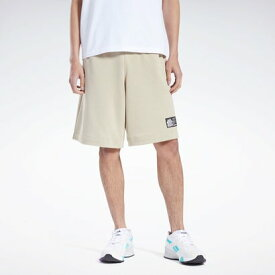 リーボック Reebok【Reebok CLASSIC x BLACK EYE PATCH】ブラック アイ パッチ ショーツ / BLACK EYE PATCH Shorts (ベージュ)