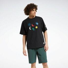 リーボック Reebok【Reebok CLASSIC x BLACK EYE PATCH】ショート スリーブ ブラック アイ パッチ Tシャツ / Short Sleeve BLACK EYE P