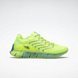 【アウトレット】リーボック Reebok【Reebok x Chromat】クロマット ジグ キネティカ / Chromat Zig Kinetica Shoes (イエロー)