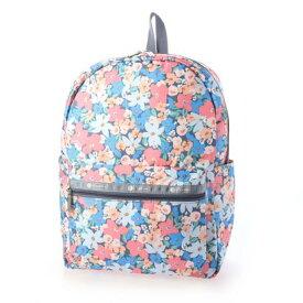 レスポートサック LeSportsac Medium Carson Backpack (サニーアイルフローラル)