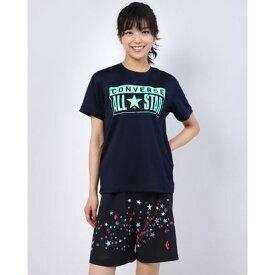 コンバース CONVERSE レディース バスケットボール 半袖Tシャツ ウィメンズプリントTシャツ CB302351