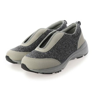 「 新あなた想い」 介護シューズ レディース メンズ 室内 幅広 3E 4E 軽量靴 センターゴア リハビリシューズ 外反母趾 (GRAY) Braccianoセレクト