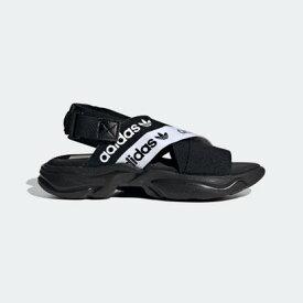 【アウトレット】アディダス adidas Magmur サンダル / Magmur Sandals (ブラック)