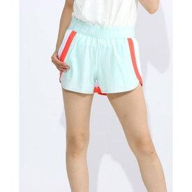 アンダーアーマー UNDER ARMOUR レディース ジャージハーフパンツ UA Play Up Stripe Shorts 3.0 1351978
