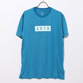 アクター AKTR バスケットボール 半袖Tシャツ GRAVEL STONE LOGO TEE 120-018005