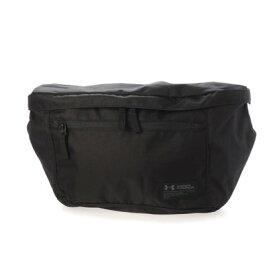 アンダーアーマー UNDER ARMOUR ウエストバッグ UA Large Waist Bag 1363307 (ブラック)