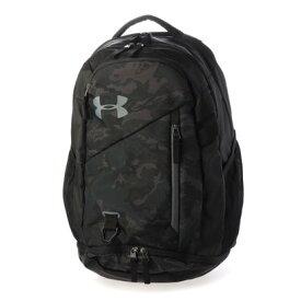 アンダーアーマー UNDER ARMOUR デイパック UA Hustle 4.0 Backpack 1342651 (ブラック)