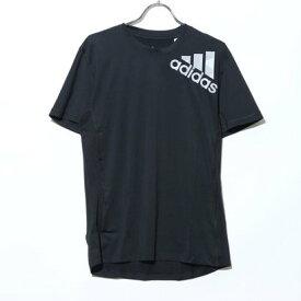 アディダス adidas メンズ フィットネス 半袖コンプレッションインナー MASK2FTDBOST GH5106 (ブラック)
