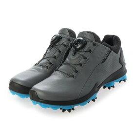 エコー ECCO ECCO M GOLF BIOM G 3 Shoe (DARK SHADOW)