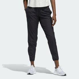 アディダス adidas オウン ザ ラン アストロ ウインド パンツ [OWN THE RUN ASTRO WIND PANTS] (ブラック)