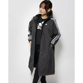 アディダス adidas レディース ベンチコート WINSULATEDコート GF0025 (ブラック)