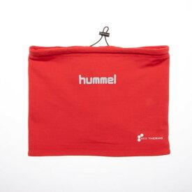 ヒュンメル hummel メンズ サッカー/フットサル ネックウォーマー アッタカネックウォーマー HFA3049 (レッド)