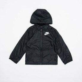 ナイキ NIKE ジュニア 中綿ジャケット ナイキ YTH フリース LINED ジャケット CU9152010 (ブラック)