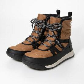 ソレル SOREL 防水ブーツ(ブラウン)