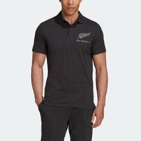 アディダス adidas オールブラックス サポーターポロシャツ / All Blacks Supporters Polo Shirt (ブラック)