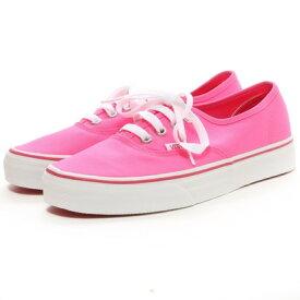 e4d0e8474e6a55 ヴァンズ VANS CHAPTER AUTHENTIC(Pink)