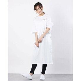 アンダーアーマー UNDER ARMOUR レディース ワンピース UA Live WM Dress 1366960 (ホワイト)