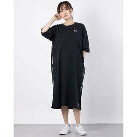 アンダーアーマー UNDER ARMOUR レディース ワンピース UA Live WM Dress 1366960 (ブラック)