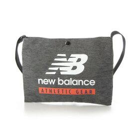 ニューバランス new balance メンズ ショルダーバッグ JABL1637 JABL1637 (グレー)
