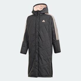 アディダス adidas マストハブ ボアコート / Must Haves Boa Coat (ブラック)