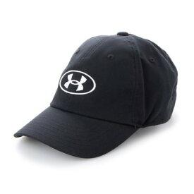アンダーアーマー UNDER ARMOUR キャップ UA Scrimmage Hat 1361553 (ブラック)