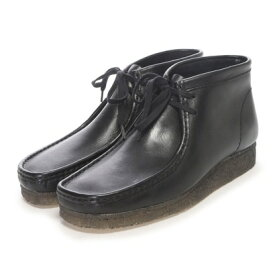 【アウトレット】Wallabee Boot / メンズ ワラビーブーツ (ブラックレザー)