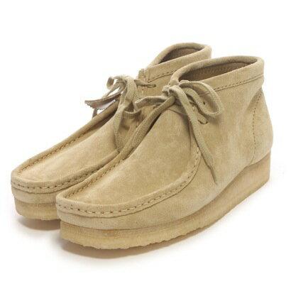 クラークス Clarks Wallabee Boot / メンズ ワラビーブーツ (メープルスエード)