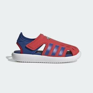 アディダス adidas ウォーターサンダル / Water Sandals (レッド)