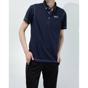 スリクソン SRIXON メンズ ゴルフ 長袖シャツ ハンソデシャツ RGMPJA06 (ネイビー)