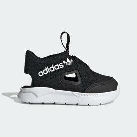 アディダス adidas 360 サンダル / 360 Sandals (ブラック)