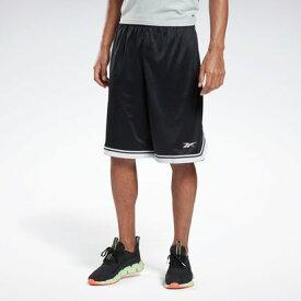 リーボック Reebok ワークアウト レディ メッシュショーツ / Workout Ready Mesh Shorts (ブラック)