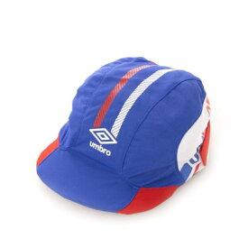 アンブロ UMBRO ジュニア サッカー/フットサル 帽子 JRクーリングフツトボールキヤツプ UUDRJC03 (ブルー)