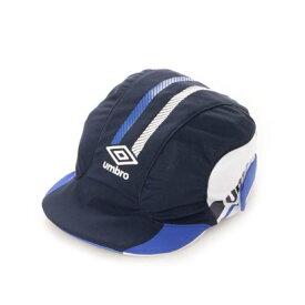 アンブロ UMBRO ジュニア サッカー/フットサル 帽子 JRクーリングフツトボールキヤツプ UUDRJC03 (ネイビー)