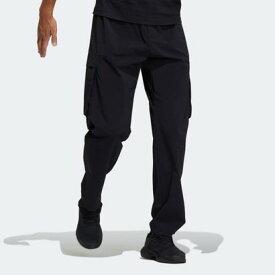 アディダス adidas Tech 7/8丈パンツ / Tech 7/8 Length Pants (ブラック)