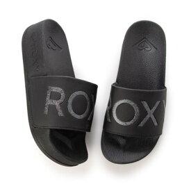 【ムラサキスポーツ限定】 ROXY/ロキシー サンダル 厚底  RSD211502M (ブラック)
