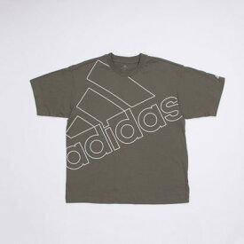 アディダス adidas adidas/アディダス Tシャツ 31219 GK9428 (グリーン)