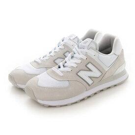 ニューバランス new balance NB ML574 (ES2(ホワイト))